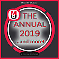 bRUJOdJ - The Annual 2019... and more (Deep House, Club House, Tech House) [Mixupload Recordings]