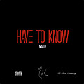 Mantiz - Have To Know