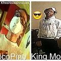 CocoPino and King Moe Freestyle For Fun (Prod. Kfreshbussinmoves)