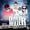 Preview Dime Mujer - Baxtian & Mgel Ft. Eli Music ( Prod. By. El Genio Magico, Baxtian,)