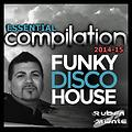 Ruben Monte S @ Essential Compilation Funky Disco House 14-15