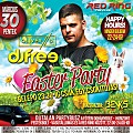 Dj Free - Easter Party LIVE @ Red Ring, Jászberény (2018.03.30.)