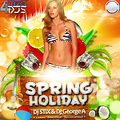DJ STiX & DJ George A - Spring Holiday