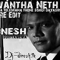 Alawantha Neth ( Tabla Re-Edit ) DJ-Dinesh ReMix
