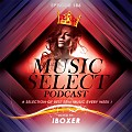 Iboxer Pres.Music Select Podcast 186