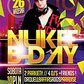 Nukee Birthday Party (Klub ADHD official)
