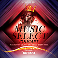 Iboxer Pres.Music Select Podcast 207 Max 125 BPM Edition