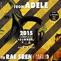 From ADEL to HIP HOP 2015 Summer Mix