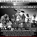 Monday Dancehall Throwbacks on The Black and White Radio Show 1-3-18 - Vol