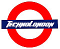 100% Techno from London - Mixed By GrooveLiker