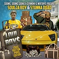 Soulja Boy - Top Back (Feat. Stunna Quad) (Prod. By Lil Keis)