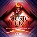 Iboxer Pres.Music Select Podcast 205 Max 125 BPM Edition