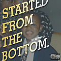 Joey Origami - Started From The Bottom feat. Kuttybear