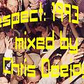 Respect - 1993 Vol 1 mixed by Chris Deejay