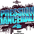 ★ DJ GREG'S PRESSION DANCEHALL Part.IV ★MixLive#2013_