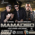 J King & Maximan Ft Arcangel - Mamadeo (Produced By Young Hollywood) (www.RomanaInc.NeT)