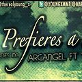 Arcangel Ft Young X - Me Pefieres A Mi (RMX) 2012