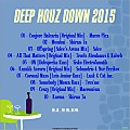 DEEP HOUZ DOWN 2015 - DJ GREG
