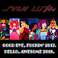 Svan Luxe - Good Bye Fuckin' 2017, Hello Awesome 2018 (DJ Set)