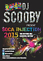 SOCA INFECTION 2015 DJ SCOOBY