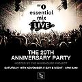 Rudimental - Live At Essential Mix 20th Anniversary Party, The Warehouse Project (Manchester) - 16-Nov-2013 [Sh4R3 OR Di3]