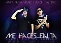 BlaCk tOy Ft. Jubiker - Me Haces Falta (Prod. By Toize, Jubiker & BlaCk tOy)