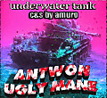 ANTWON X LIL UGLY MANE - UNDERWATER TANK (PROD.BY SHAWN KEMP) (C&S BY AMURO)