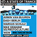 Markus Schulz - Live @ A State Of Trance 600 Mexico City - 16.02.2013 [www.trancemotion.org]