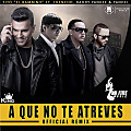 A Que No Te Atreves (Official Remix)