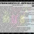 BEATS FROM KENYA 22 -DIWALI EDITION MIXED BY DJ SEANJAY