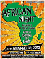 DJ 7-7 Presents UNCG AFICAN NIGHT PROMO MIX