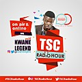 TSC Radio Hour with Kwame Legend Jingle