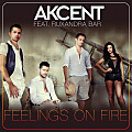 Akcent feat. Ruxandra Bar - Feelings On Fire