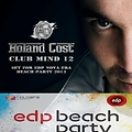 Roland Cost Set By EDP Nova Era Beach Party 2013. (Club Mind-12)