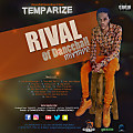 Temparize - Time Will Tell It(Rival Of Dancehall Mixtape) May 2017