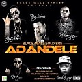 Black WallStreet Soldiers - ADANDELE