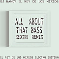 All About That Bass Electro Remix