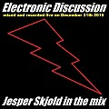 Jesper Skjold @ Electronic Discussion ''Classic Set'' (31.12.2015)
