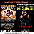 Mr. Glamarus - Radio Interview on The Black and White Radio Show 10-24-17
