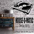 House-o-Matic #35 Special Techno By Deejay Marty sur RPL Electro