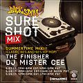 MISTER CEE SURE SHOT SUMMERTIME MIX BACKSPIN SIRIUS XM 5/27/17
