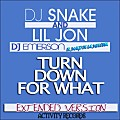 Turn Down For What- Lil Jon-Extended DJ-Emerson El Mago Melodico AR