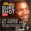 MISTER CEE SURE SHOT MIX BACKSPIN SIRIUS XM 6/3/17