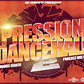 ★ DJ GREG'S PRESSION DANCEHALL Part.II ★MixLive#21 Minute-LiveSession _