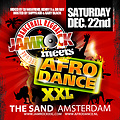 Jamrock x Afrodance - 22 dec