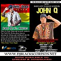 John Q - Radio Interview on The Black and White Radio Show (5-9-17)