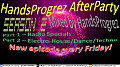 HandsProgrez AfterParty #053 (Part 1 - Radio Specials - Essential Mix 001)