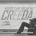 Words Cant Break Me - Creeda