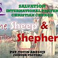 THE SHEEP AND THE SHEPARD