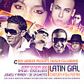 Jenny 'La Sexy Voz' Ft. Cosculluela, Omega, De La Ghetto, Jowell & Randy - Latin Girl (Official Remix)
